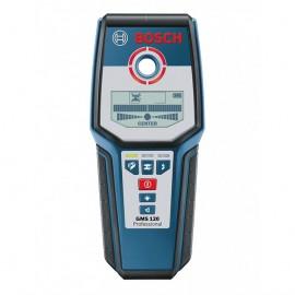 Детектор за напрежение, за метал и кабел Bosch GMS 120