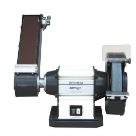 Шмиргел комбиниран OPTIgrind GU 20S (230V) Optimum /600W, 230V, 200мм/