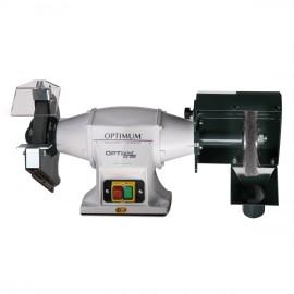 Шмиргел комбиниран OPTIgrind GZ 20C Optimum /750W, 400V, 200мм/