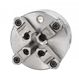 4-челюстен универсал CI4P Ø 160 мм DIN ISO 702 Optimum 3442140