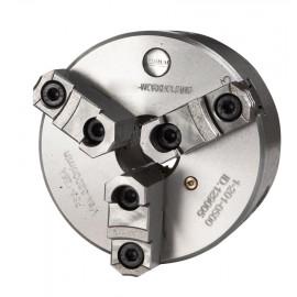 3-челюстен универсал CI3P Ø 250 мм Camlock DIN ISO 702-2 № 6 Optimum 3442055
