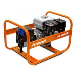 Синхронен генератор PG 400 SR Unicraft /230V, 3.1kW, 3.1л/