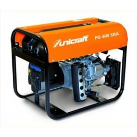 Синхронен генератор PG 400 SRA Unicraft /230V, 3.1kW, 11л/