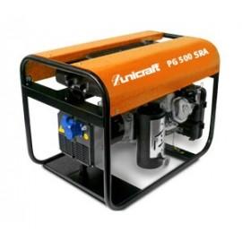 Синхронен генератор PG 500 SRA Unicraft /230V, 4.6kW, 11л/