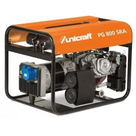 Синхронен генератор PG 800 SRA Unicraft /230V, 6.4kW, 11л/