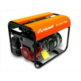 Синхронен генератор PG 500 TRA Unicraft /230V-3.7kW, 400V-5.0kW, 11л/