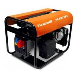 Синхронен генератор PG 800 TRA Unicraft /230V-4.9kW, 400V-6.6kW, 11л/