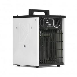 Калорифер електрически 2.0 kW, 230 V, Trotec TDS 10