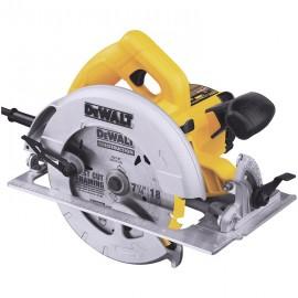 DeWALT DWE575K, Циркуляр ръчен електрически 1600 W, 5200 об./мин, ф 190 мм