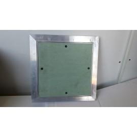 Ревизионна вратичка алуминиева FINISH 50 х 50мм-фиксирана