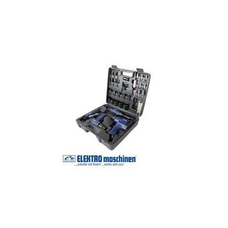 Комплект пневматични инструменти DWK 32, 32 части ELEKTRO maschinen 9600310