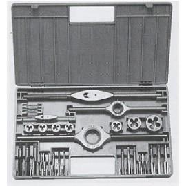 Метчици и плашки комплект 340120 Bucovice