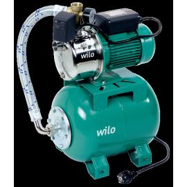 """Хидрофорна уредба HWJ 203 X EM 50L BG Wilo /750 W, Q-5.0 м3/ч, 1-1"""", Н-40 м/ 2951120"""