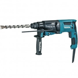Перфоратор Makita електрически SDS-plus, 800 W, 2.4 J, HR2631F