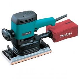 Makita 9046, Шлайф електрически кабелен с правоъгълна плоча 600 W, 12 000 вибр./мин, 115х280 мм