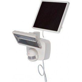 Соларен светодиоден прожектор със сензор SOL800 бял Brennenstuhl