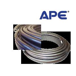 Многослойна тръба ф18 х 2 с алуминиева вложка и изолация Pex/Al/PEx APE