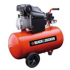 Black & Decker BD205/24, Компресор с електродвигател 8 bar, 24 л, 2.0 к.с., 230 V