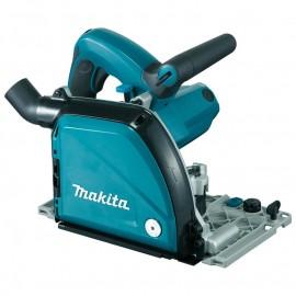 Makita CA5000X, Фреза за канали в алуминиеви материали 1300 W, 2200-6400 об./мин, ф 118 мм