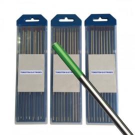 Волфрамов електрод ф2.4 зелен