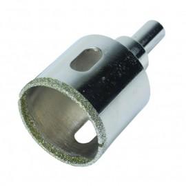 Боркорона за керамика с прахообразен диамант Ø 50 мм Easygres Rubi 05966