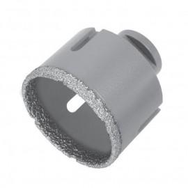 Боркорона за керамика с прахообразен диамант Ø 60х35 мм, М14 Easy Drygres Rubi 06926