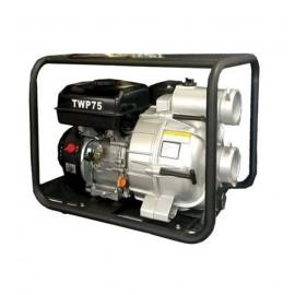 Бензинова водна помпа 3 цола за мръсна вода CIMEX TWP75