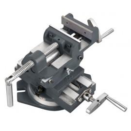 Fervi 0188/100G, Менгеме прецизно инструментално с въртяща маса 100х25 мм, 90 мм