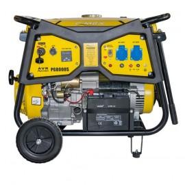 Генератор бензинов за ток 6,5 kW CIMEX PG8000S /ел. старт, AVR, ATS изход/