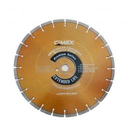 Диамантен диск за бетон 350 мм CIMEX RCP350