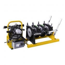Машина за челно заваряване на тръби CIMEX PP160 /50-160 мм, РЕ, РЕ100, РР, PVDF/