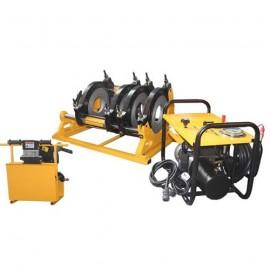 Машина за челно заваряване на тръби CIMEX PP250 /75-250 мм, РЕ, РЕ100, РР, PVDF/