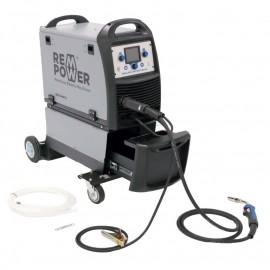 Електрожен инверторен с телоподовощо устройство WMEm 250DI ELEKTRO maschinen /250А, 1,6-4,0 мм, 0,6-1,2 мм/