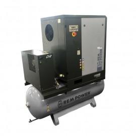 Компресор винтов EPM 1504/10/500 DR ELEKTRO maschinen /11 kW, 500 л, 1500 л/мин., 10 bar/