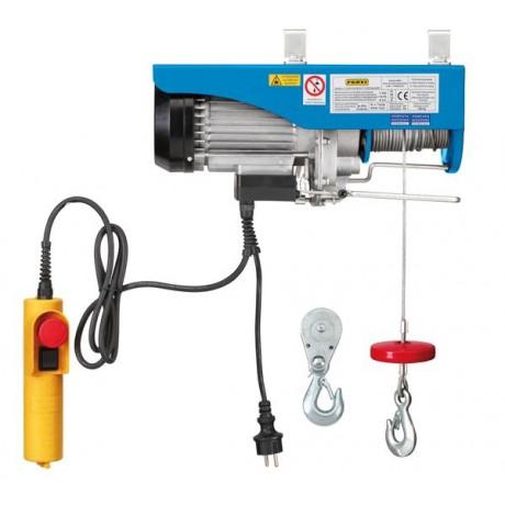 Лебедка подемна електрическа FERVI 0600 /750 W/