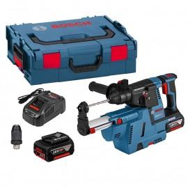 Перфоратор акумулаторен Bosch GBH 18V-26 Professional /18 V, 6 Ah, 2.6 J/ 0 611 909 005