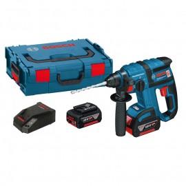 Перфоратор акумулаторен Bosch GBH 18 V-EC Professional /18 V, 4 Ah, 1.7 J/ 0 611 904 004