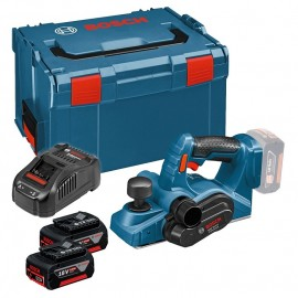 Ренде акумулаторно Bosch GHO 18 V-LI Professional /18 V, 5 Ah, 82 мм, 1.6 мм/ 0 601 5A0 304