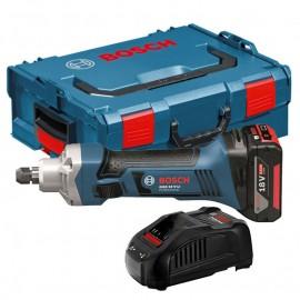 Шлайф прав акумулаторен Bosch GGS 18 V-LI Professional /18 V, 5 Ah, Ø 6-8 мм, 22000 об./мин./ 0 601 9B5 307