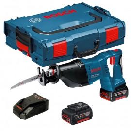 Трион саблен акумулаторен Bosch GSA 18V-LI Professional /18 V, 5 Ah, 28 мм/ 0 601 64J 00B