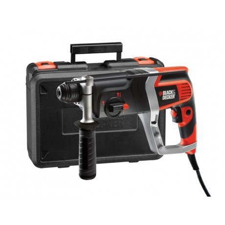 Перфоратор Black&Decker KD990KA /850 W, 2,4 J/
