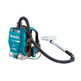 Makita DVC260Z, Прахосмукачка акумулаторна за сухо почистване без батерия и зарядно 36.0 V, 1500 л/мин., 18.0+18.0V