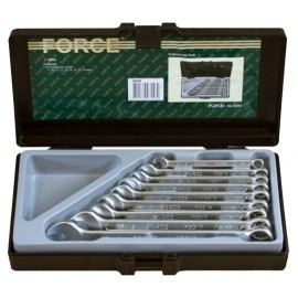 Комплект звездогаечни ключове 9бр.8/19мм 5094 Force