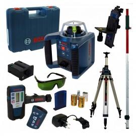 Нивелир лазерен ротационен Bosch GRL 300 HVG Professional /100 м-300 м/-0 615 994 04B