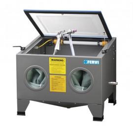 Пясъкоструйка FERVI 0580 / 6.5-7.5 bar, 240-300л/мин/