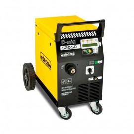 Апарат Deca заваръчен MIG/MAG с телоподаващо у-во стомана 0.6-1 мм, 180 A, 230 V, D-MIG 520SD