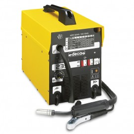 Апарат Deca заваръчен MIG/MAG с телоподаващо у-во стомана 0.6-0.8 мм, 120 A, 230 V, D-MIG 235