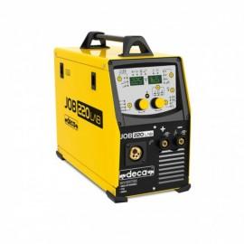 Електрожен инверторен с телоподаващо устройство Deca JOB 220 LAB /200 А, 0.6-1.2 мм, 230V, ролка 200 мм/5 кг /