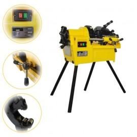 """Винтонарезна машина за тръби до 2 цола CIMEX PTM2 /750W, 220V, ½""""-2""""/"""