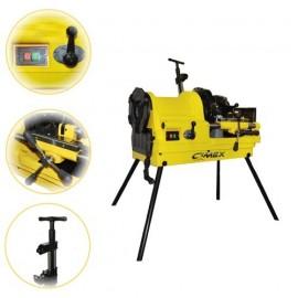 """Винтонарезна машина за тръби до 4 цола CIMEX PTM4 /750W, 220V, ½""""-4""""/"""